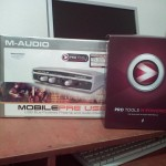 ProTools M-Powered e interfaz M-Audio MobilePre