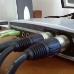 Conectores XLR en M-Audio Mobile Pre