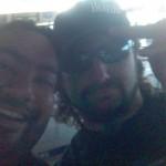Mike Portnoy y yo