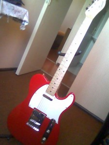 Squire Telecaster Affinity Series