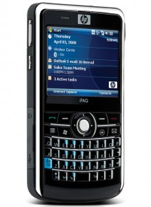 IPaq - Smartphone de HP